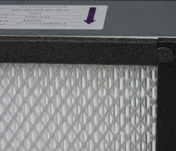 HEPA, Minipleat, Gasket 3 - H13MP + H14MP Series
