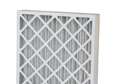 Cardboard pleated filter F5 - FAC2-F5 Series (1)