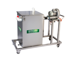 Gitasan Decontamination Unit