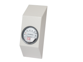 Magnehelic Gauge with Cover - MAG Series